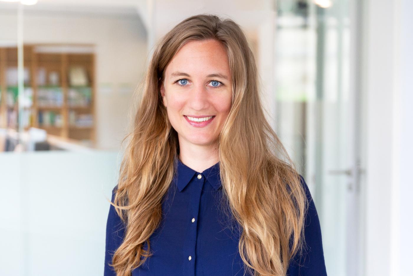 Pia Hettinger, Autor bei DGNB Blog English