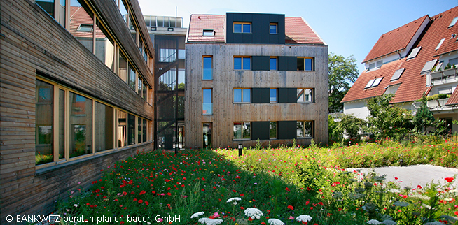 Eisbärhaus Bauteil A+B
