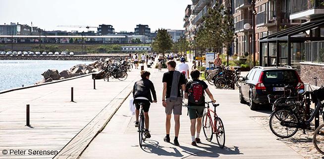 Nordhavn quarter Denmark
