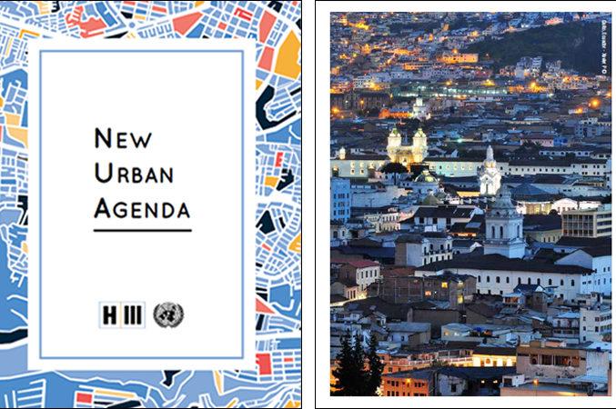 New Urban Agenda Habitat III