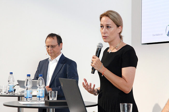 The event was coordinated by DGNB CEO Dr Christine Lemaitre and Chamber of Architects Baden-Württemberg director Hans Dieterle