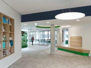 Living Showroom für Nachhaltiges Bauen (© swencarlin.com)