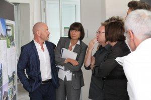 """Jurysitzung DGNB Pries """"Nachhaltiges Bauen"""""""
