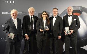 Gewinner des Deutschen Nachhaltigkeitspreises 2014