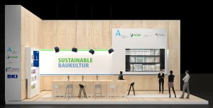 """Sustainable Baukultur"" auf der Expo Real 2015"