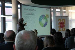 Projekt Maidar City bei der World Green Building Week