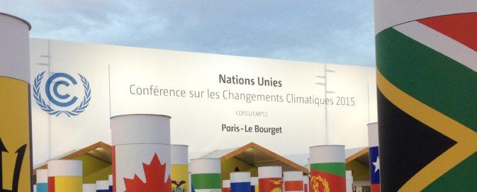 Entstanden ist das Klimaschutzabkommen im Rahmen der Weltklimakonferenz COP21 in Paris.