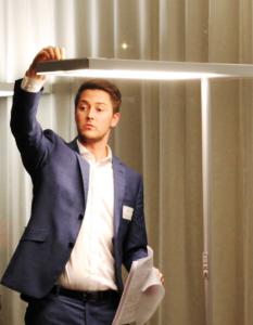 Adnan Fetic, Nimbus Group, veranschaulicht Schallmaskierung