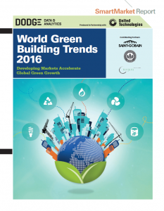 "Studie ""World Green Building Trends 2016"" 