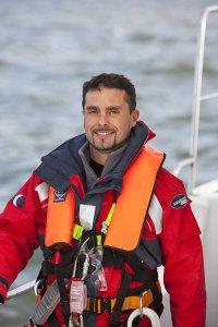Florian Würtz, Leiter des Operation Managements Kontinentaleuropa bei RWE Innogy