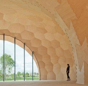 Forstpavillon | Quelle: ICD/ITKE/IIGS Universität Stuttgart