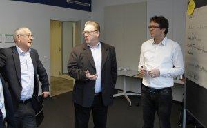 Intensiv-Workshop mit ASSA ABLOY in der DGNB Geschäftsstelle