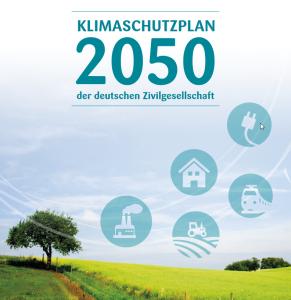 Der Klimaschutzplan 2050 der deutschen Zivilgesellschaft