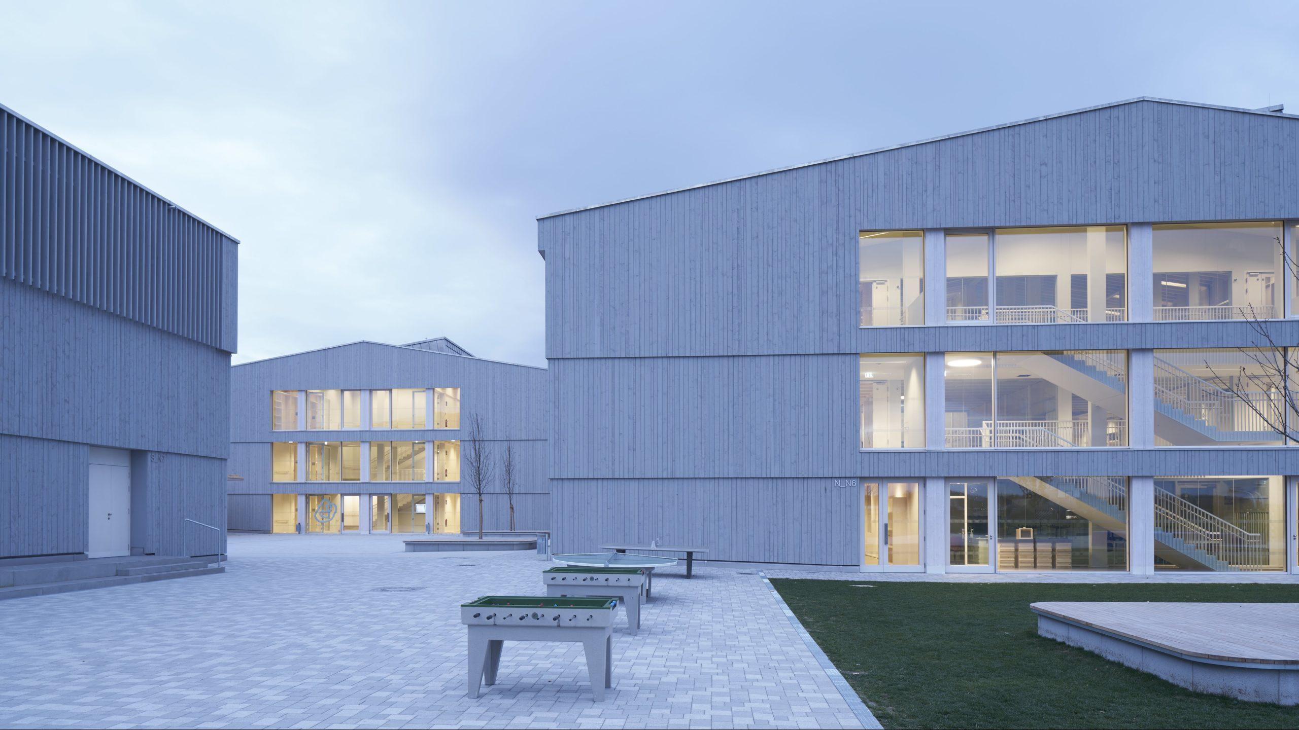 Schmuttertal-Gymnasium Diedorf Foto: Stefan Müller-Naumann