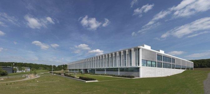 WITTENSTEIN Innovationsfabrik Architekten: HENN Foto: Joachim Schmeisser