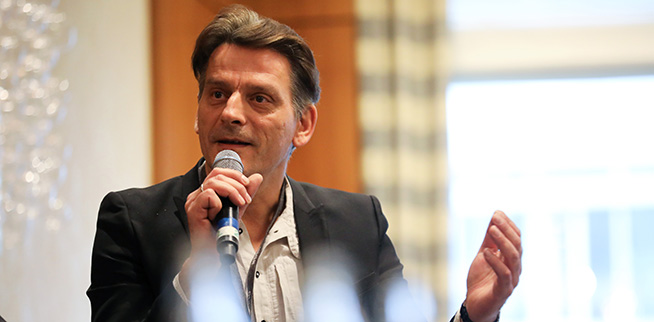 DGNB Vizepräsident Martin Haas