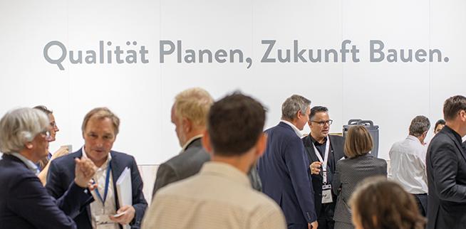 Expo Real 2018: Qualität Planen, Zukunft Bauen