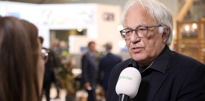 Antworten auf die Klimaschutzfrage – DGNB Präsident Prof. Alexander Rudolphi im Interview