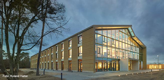Alnatura Campus – Neubau der Alnatura Arbeitswelt
