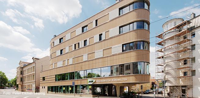 Baugemeinschaft Z8 – Holzhaus Leipzig-Lindenau