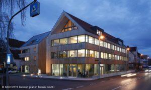 Eisbärhaus Bauteil A + B