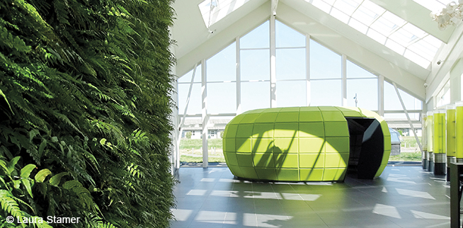 Green Solution House, Denmark