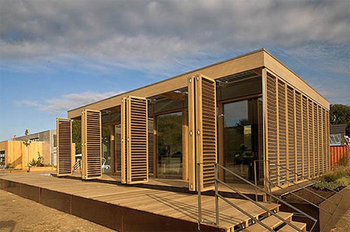 Solar Decathlon 2007 Solar House