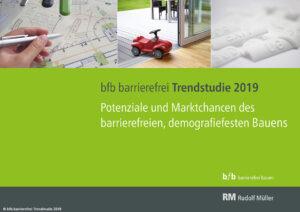 Die Studie liefert Daten und Fakten zum Stand des barrierefreien Bauens in Deutschland. Zusätzlich blickt eine aktuelle Online-Umfrage auf die Erwartungen und Einschätzungen der Branche.