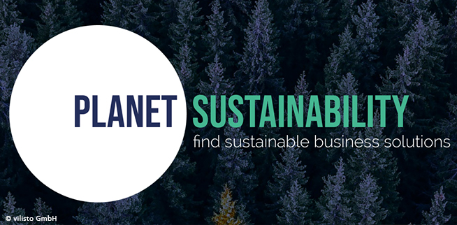 Das digitale Event Planet Sustainabilty fand am 19. November 2020 statt