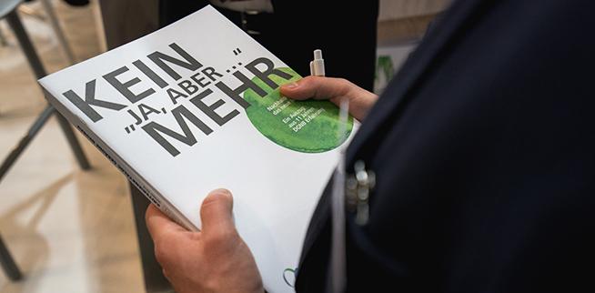 Stellungnahme der DGNB zum Klimaschutzgesetz