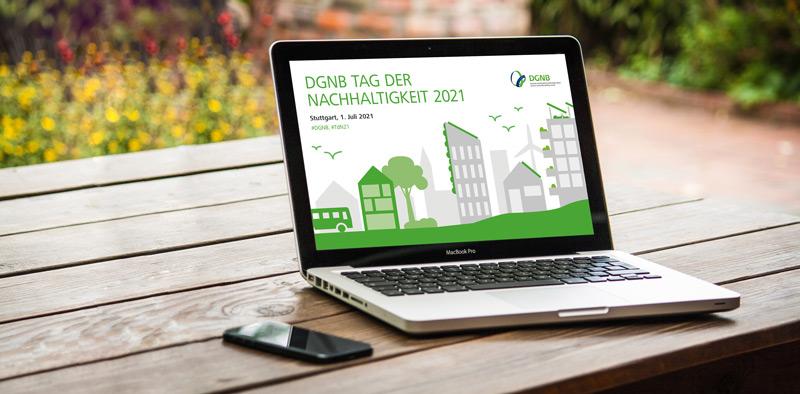 DGNB Tag der Nachhaltigkeit 2021