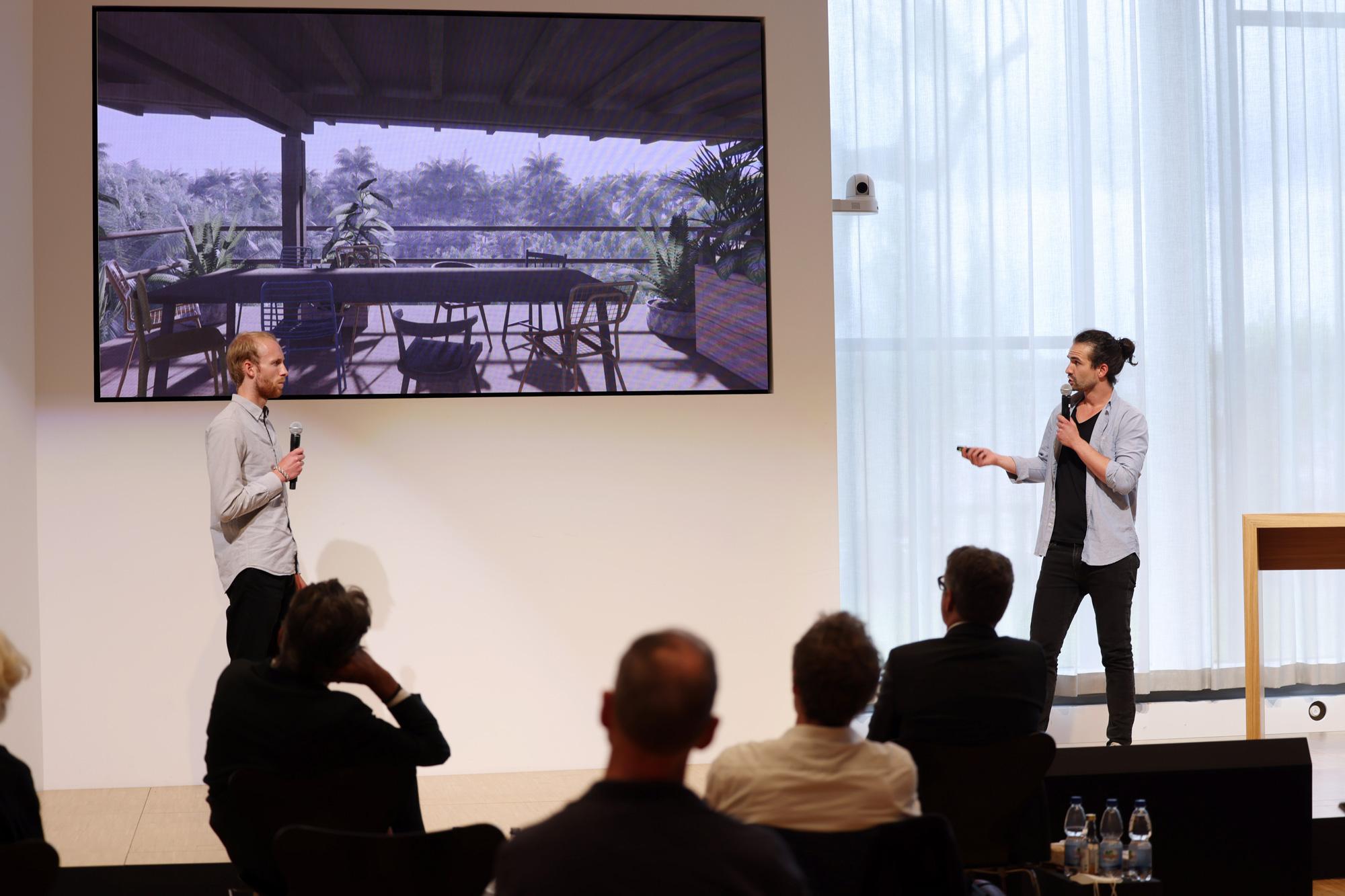 "Projekt ""Terra Vermelha"", DGNB Sustainability Challenge 2021"