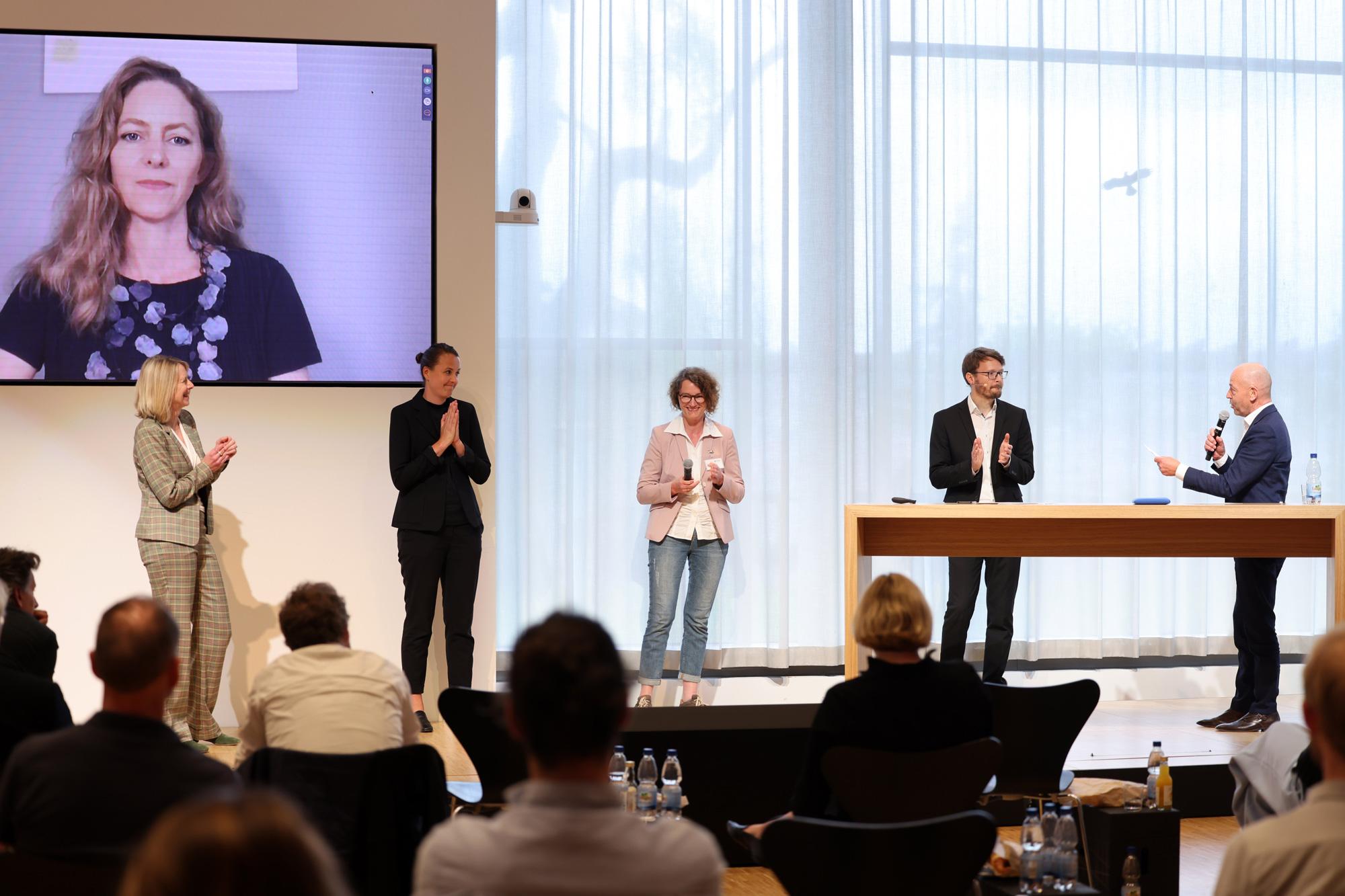 Kategorie Forschung, DGNB Sustainability Challenge 2021