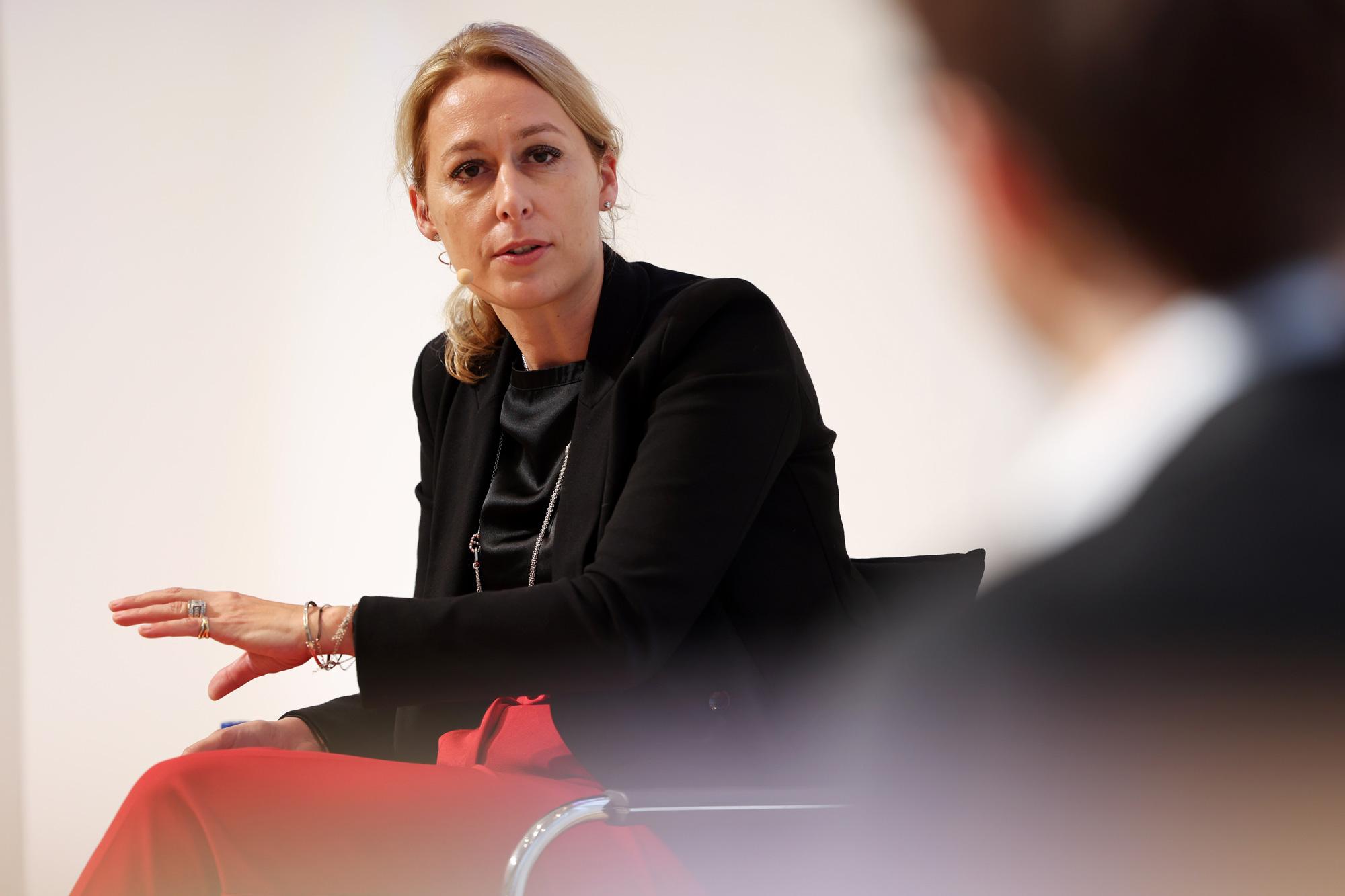 Dr. Christine Lemaitre, DGNB Tag der Nachhaltigkeit 2021