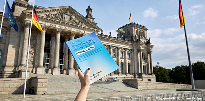 Foto: Bürgerrat Klima, Janine Escher