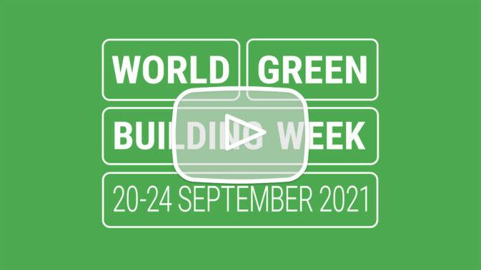 Die DGNB Auftaktveranstaltung zur World Green Building Week zum Nachschauen